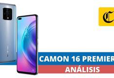 CAMON 16 PREMIER   Un dispositivo sin mucha pretensión que puede sorprenderte    ANÁLISIS