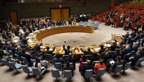 El panel está compuesto por los mismos 15 países que forman parte del Consejo de Seguridad. (Foto Referencial: DON EMMERT / AFP /Archivo)