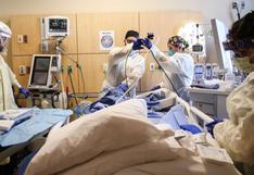 Estados Unidos registra 2.471 muertes y 78.020 contagios por coronavirus en un día