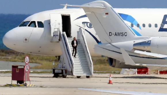 Cronología de una década de aviones secuestrados