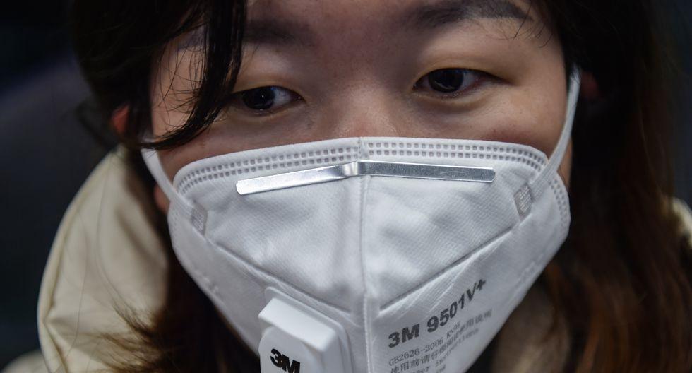 Ya se registran más de 400 casos de la nueva neumonía en China. (Foto: HECTOR RETAMAL / AFP)