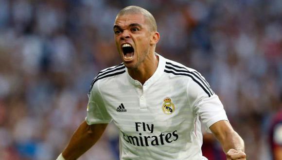 Real Madrid: Pepe partirá al Hebei Fortune de Superliga China