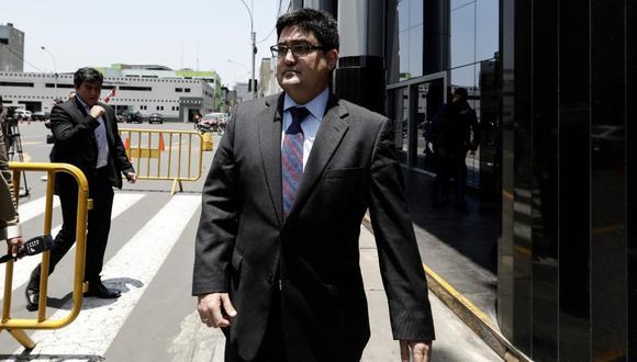 Jorge Ramírez fue separado del cargo de procurador ad hoc para el caso Lava Jato (Foto: GEC)