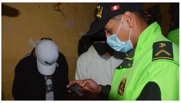 """Este operativo fue parte del """"Plan Tolerancia Cero"""".  (Foto: Municipalidad distrital de La Esperanza)."""