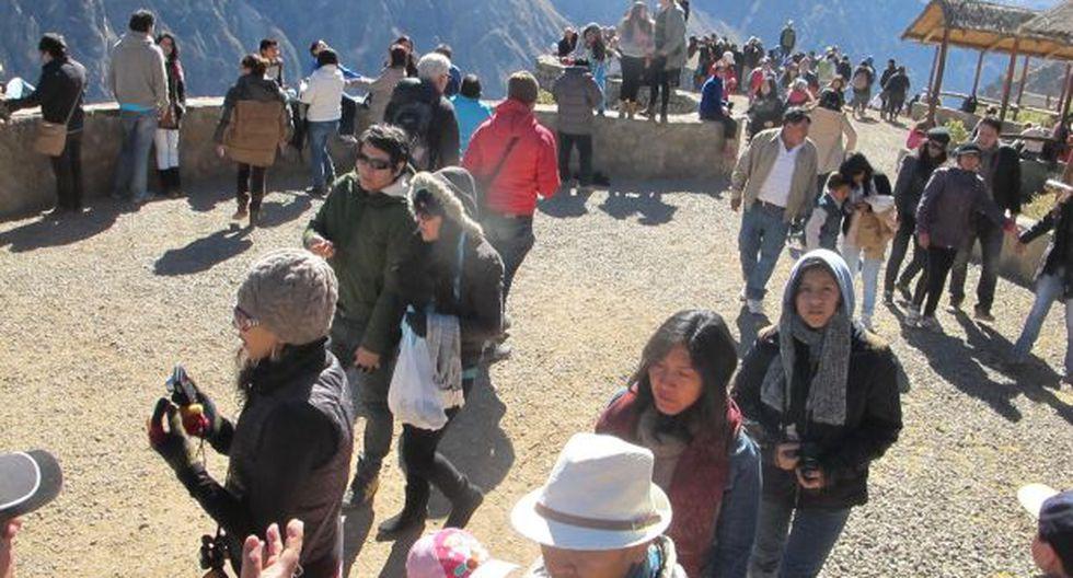 Arequipa: se espera recibir a 30 mil turistas en Semana Santa
