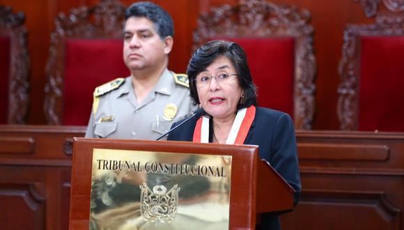 Marianella Ledesma indicó que el Tribunal Constitucional no actúa de oficio tras la nueva orden de prisión preventiva contra Keiko Fujimori. (Foto: GEC).