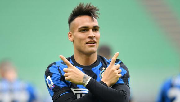 Lautaro Martínez deja abierta la posibilidad de dejar el Inter de Milán. (Foto: Reuters)
