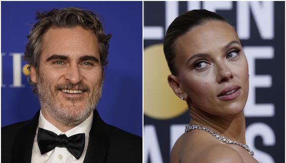 Joaquin Phoenix ha barrido con la competencia en la temporada de premio y ahora se disputa un Oscar. Mientras tanto, Scarlett Johansson enfrenta una dura pelea por ganar una de las dos estatuillas a las que ha sido nominada. (Foto: Agencias)