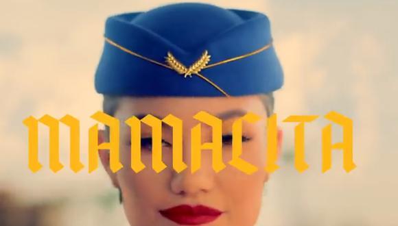 """Ozuna participa en """"Mamacita"""", el nuevo sencillo de Black Eyed Peas (Foto: captura YouTube)"""