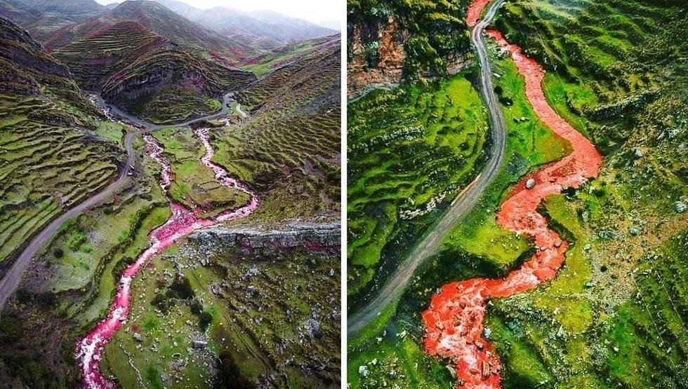 Se encuentra en la provincia de Canchis, a unas horas de la ciudad de Cusco. (Foto: @peruencantos)