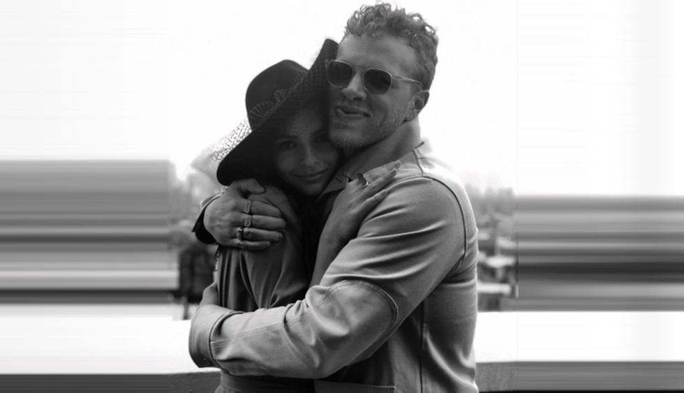 La modelo Emily Ratajkowski se casó con Sebastián luego de tres meses de relación. (Foto: @emrata)