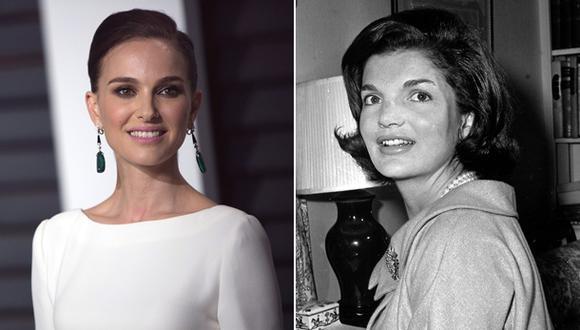 Natalie Portman será Jackie Kennedy en nueva película