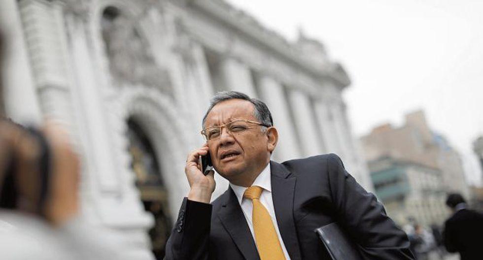 Edgar Alarcón llega al nuevo Congreso con UPP. (Foto: GEC)