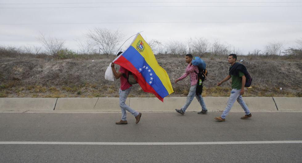 Autoridades buscan evitar que mafias de coyotes capten a venezolanos | FOTOS