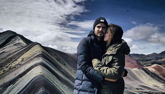 """Natasha Dupeyrón y Yago Muñoz se conocieron hace 10 años en el set de """"Miss XV"""". (Foto: Instagram)"""