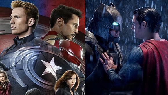 """""""Civil War"""": críticos opinan de la próxima cinta de Marvel"""