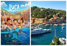 LUCA: ¿por qué debes programar un viaje al lugar donde vive el protagonista del nuevo filme de Disney?