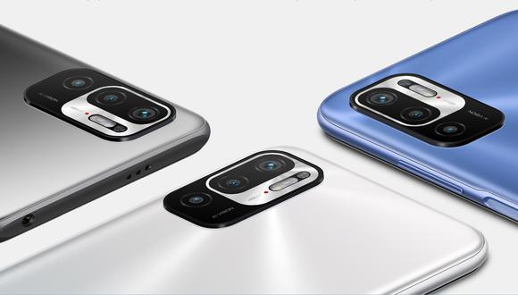 Redmi Note 10 5G tiene una cámara principal de 48 megapíxeles. (Foto: Difusión)