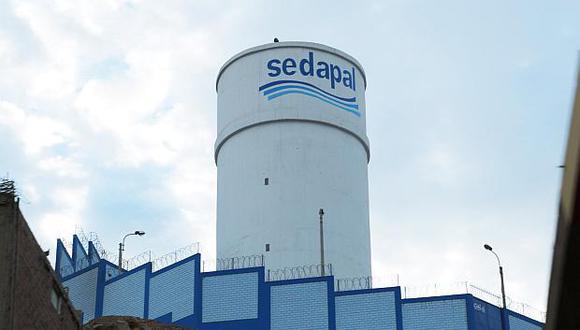 Sedapal compraría agua en bloque para distribuir entre sus usuarios. (Foto: GEC)