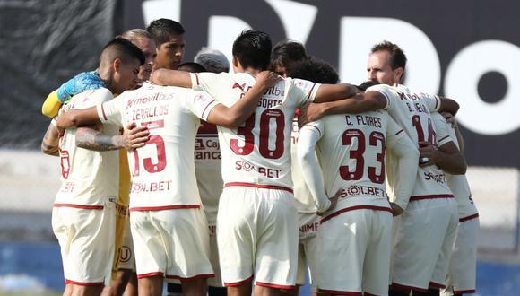 Universitario enfrentará este miércoles a Defensa y Justicia por la Copa Libertadores. (Foto: Universitario de Deportes)