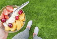 #YoMeQuedoEnCasa: Mitos y verdades sobre running y alimentación