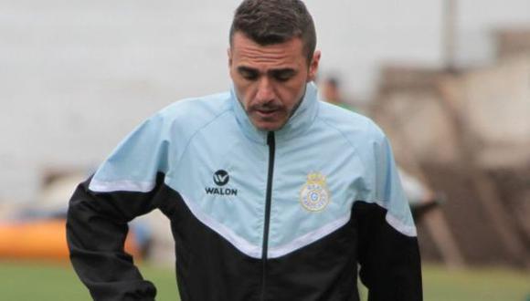 Mariano Soso se manifestó tras ser despedido de Real Garcilaso