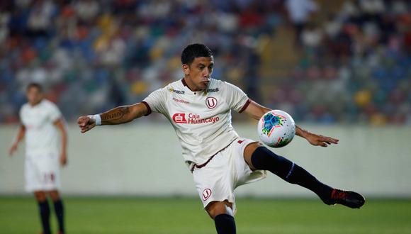 Federico Alonso aseguró que nunca jugaría en Alianza Lima (Foto: GEC)