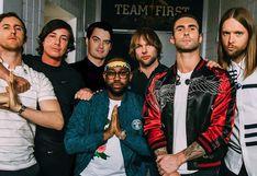Maroon 5 anuncia gira en Latinoamérica, pero por ahora no incluye a Perú