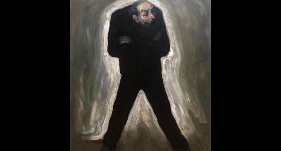 Desde su aislamiento social en Lima, el artista asegura que los óleos sustraídos serán registrados ante INTERPOL. (Foto: Difusión)