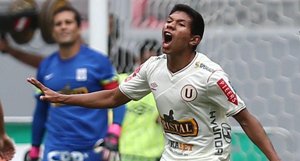 Flores se incluyó en su once soñado para Universitario en diálogo con Yotún. (Foto: GEC)