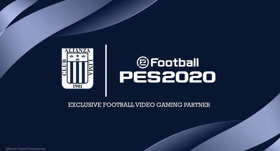 Alianza Lima estará por tercera vez consecutiva en Pro Evolution Soccer. (Foto: Konami)