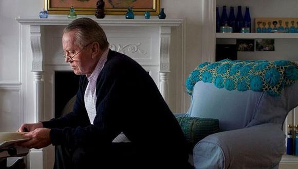 Chuck Feeney ha logrado su objetivo de regalar toda su fortuna. (Getty Images).