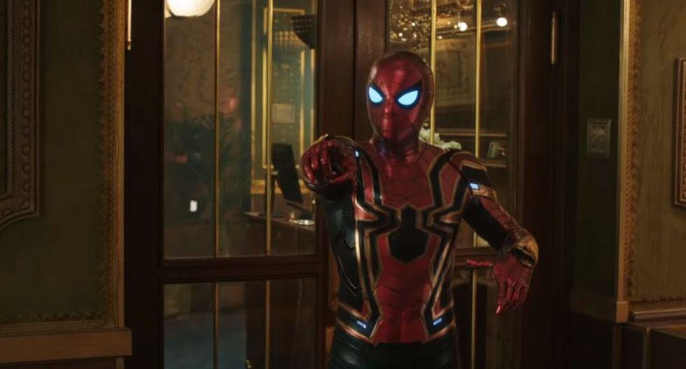 """""""Spider-Man: Far From Home"""" es la última película de la fase 3 de Marvel."""