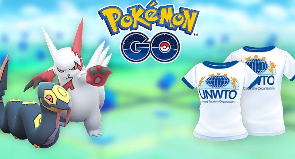 Pokémon GO sigue presentando promociones para sus usuarios. (Foto: Niantic)
