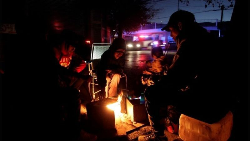About 42 million CFE clients were affected by the electricity cuts in Mexico. (Photo: Reuters)