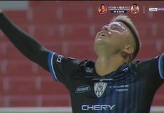 Universitario vs. Independiente del Valle: Christian Ortíz anotó el 4-0 para el 'Matagigantes'   VIDEO