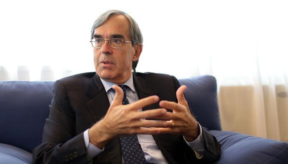 Marsili ocupa el cargo de embajador de Italia en el Perú desde el 2014. (Nancy Chappell / El Comercio)