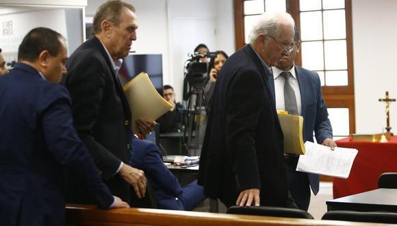 La fiscalía detalló que la audiencia del caso continuará el 26 de mayo a las 2 y 30 pm en la Corte Superior Nacional de Justicia Penal Especializada. (Foto: GEC)
