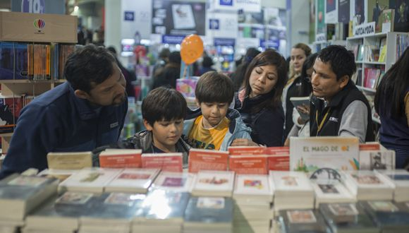 La 25 edición de la Feria Internacional del Libro de Lima se realizará por medio de una plataforma virtual. (Foto: GEC)