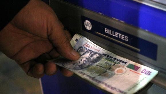 Los bancos u otras entidades del sistema financiero podrán cobrar automáticamente los pagos pendientes por deudas (Foto: Andina)
