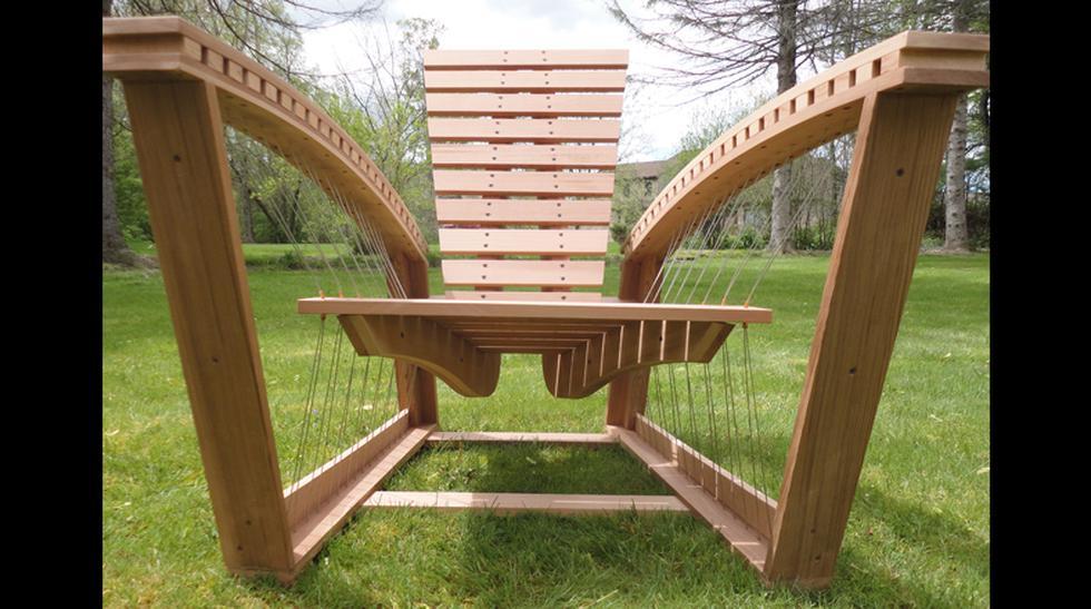 Estos muebles solo requieren fuerzas opuestas para equilibrarse - 5