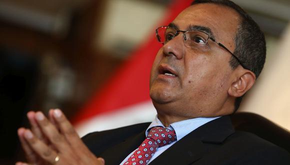 Carlos Oliva ha sido ministro de Economía durante el gobierno de Martín Vizcarra. (Foto: Alessandro Currarino / GEC)