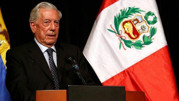 El autor peruano Mario Vargas Llosa será el invitado de honor de la FIL LIMA 2019. (Foto: GEC)