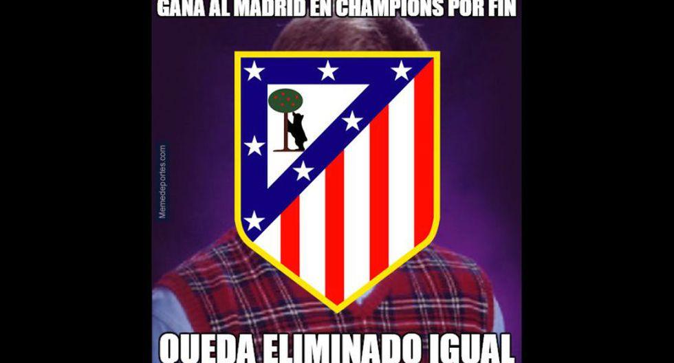 Real Madrid vs. Atlético Madrid: los memes de la semifinal - 15