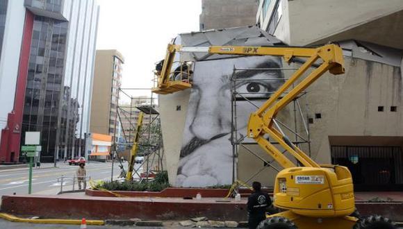 La historia y los personajes de Miraflores a través de murales