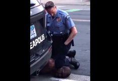 La muerte de un ciudadano afroestadounidense durante su arresto provoca indignación en EE.UU.