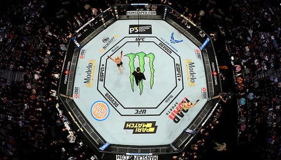 UFC tendrá un evento con el 100% de espectadores. (Foto: Agencias)