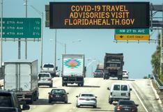 Miami advierte de rebrote de coronavirus y pelea para volver al toque de queda