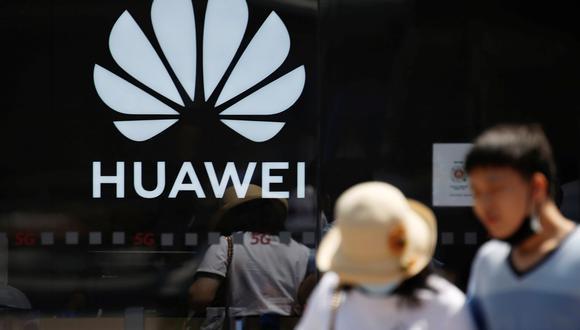 Huawei es una de las empresas de bandera del gigante asiático y está en medio de una disputa comercial entre EE.UU. y Beijing. (Reuters)