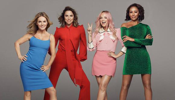 Las Spice Girls volverán a los escenarios con una gira el año próximo (Foto: Difusión)